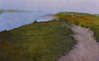 painting of los osos inlet